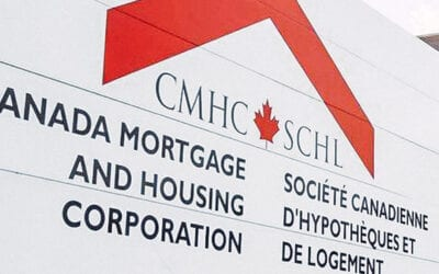 GOVERNMENT OF CANADA AND CMHC TEAM UP TO HELP WITH LENDING