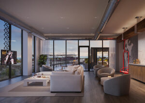 Liberty Market Tower - Loft