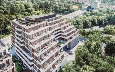 KINGSWAY CRESCENT NOW OFFERS BOUTIQUE CONDO LIVING  AT DUNDAS AND ROYAL YORK IN TORONTO